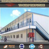 Made in china movable steel structure container homes