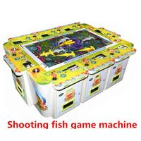 2015 Newest Fish Hunter Arcade Games/Arcade Fishing Game Machine