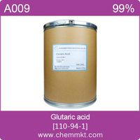 High quality Glutaric acid Cas No.110-94-1 thumbnail image