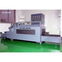 UV glossing UV printing wood floor UV curing machine