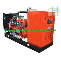 China Made 50KW Biogas Generator / Natural Gas Generator