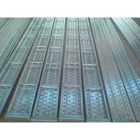 galvanized steel scaffold plank