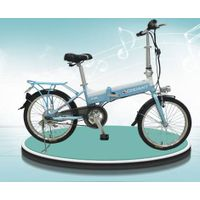 20'', 36V, CE, Folding Electric Bike with Alloy Frame LC-003Z thumbnail image