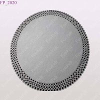 Round felt placemats in laser cut/ Felt table mats/ Felt table ware/ Round felt place mats
