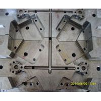 Multi Cavity Mold - 2 Plates Multi Cavity Mold, Douille Tooling 12 Lifters Die-Casting Mould thumbnail image