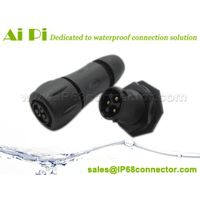 IP68/IP69K Waterproof Electrical Connector