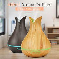 400ml Ultrasonic intelligent aroma diffuser