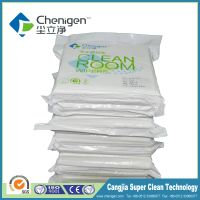 Density microfiber wiping wipes
