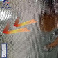 Aluminum foil roofing underlayment membrane thumbnail image