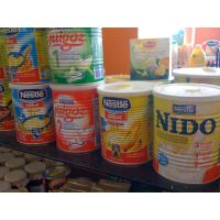 Nido Milk Powder (Nestle), Skimmed Powder Milk