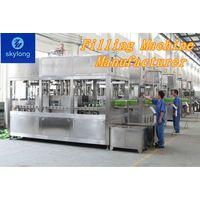 UHT Fiiling machine for beverage using