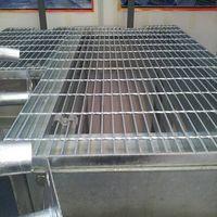 lattice metal net