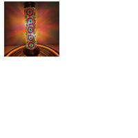 LIGHTING PRODUCTS MOSAIC LAMP WOODEN LAMP thumbnail image
