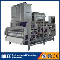 Belt Filter Press In Water Treatment