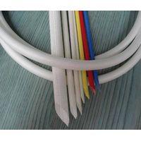 Silicone Fiberglass insulation sleeve