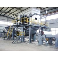 Small investment equipment for the production of toilet tissue paper making machine