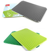 building plate differnt size duplo competible big block baseplate