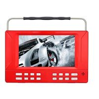7-inch, 9-inch model no. KD-76 newest portable DVD player amplifier with one year warranty thumbnail image