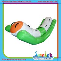 Water Sports Inflatable Sea Saw Rocker Float for Adults N Kids