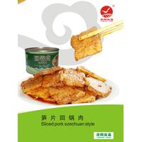 sliced szechuan style