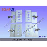 Z type solar bracket (Solarun Solar)