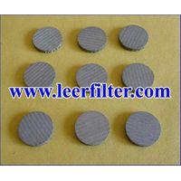 Sintered Porous Filter Disc thumbnail image