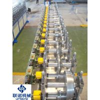 Roller Shutter Door Roll Forming Machine-Wuxi Unovo Machinery Co.,LTD thumbnail image