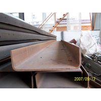 U steel channel(U channel steel)