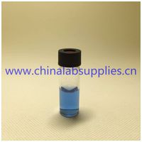 3ml glass vial small galss vial hplc vials