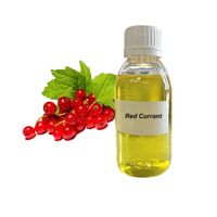 Malaysia market Usp grade High concentrated PG/VG Based red currant flavor for vape