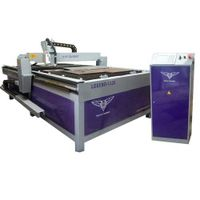 Automatic Sheet Table Plasma Cutting Machine