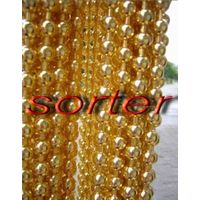 decorative metal ball chains/metal bead curtains