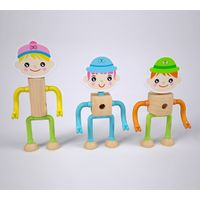 Flexible Folding Magic Wands Toy For Toddler thumbnail image