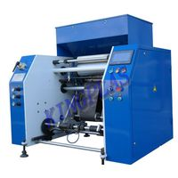 PE/PVC Cling Film Rewinder(5 Shafts)