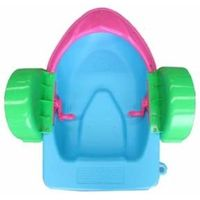 Kid padle boat with inflatable pool low price