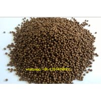 Extruded pellet catfish feed