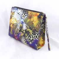 Digital Printed Cosmetic Bag