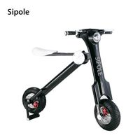 Sipole Scooter F1  Foldable Electric scooter 48V 350W, Portable Scooter Motorbike , Motorbicycle for