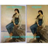 oil painting, oil painting reproduction, 100% handmade oil painting