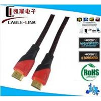 HIGH SPEED HDMI CABLE thumbnail image