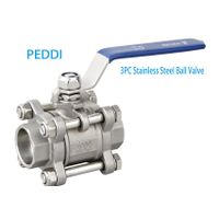 socket weld ball valve