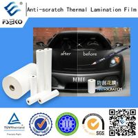 Anti-Scratch Matte Thermal Laminating Film