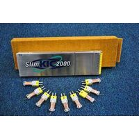 KIC Slim 2000 thermal profile test printed circuit boards temperature profiling 9 channels thumbnail image