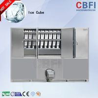 Cube ice making machine for ice plant in Middle East