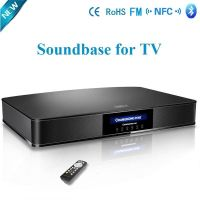 Sound bar home theater music system with bluetooth
