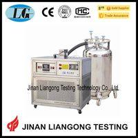 impact testing low temperature chamber tank