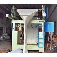Vertical Slitting Machine For Tubular knitted Fabrics