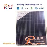 Best Quality and Best PV Solar Panel Price 250W thumbnail image