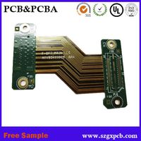 Shenzhen Factory professional oem manufacturing flexible pcb rigid-flex PCB thumbnail image