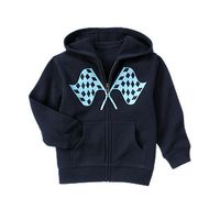 Fleece, hooded fleece, boys clothes thumbnail image